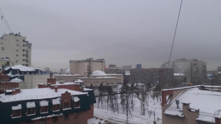 «Пахнет какой-то гнилью»: в центре Новосибирска снова стало тяжело дышать