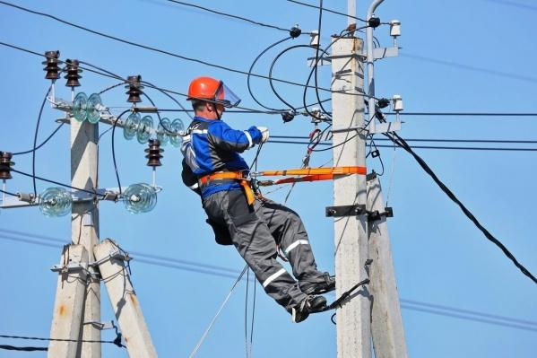 Сегодня в Кургане очередное масштабное отключение электроэнергии