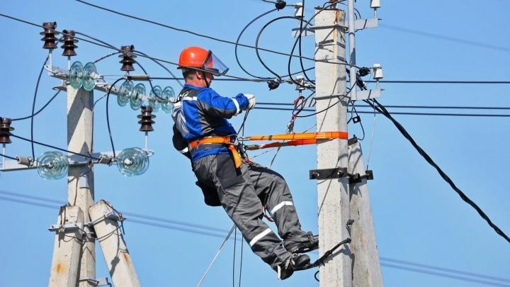 Энергетики рассказали, когда в Кургане закончатся массовые отключения электроэнергии