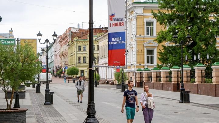 Явка на онлайн-голосование в Нижегородской области составила 93%