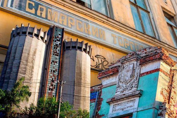 Заброшки одновременно придают таинственность городу и уродуют его