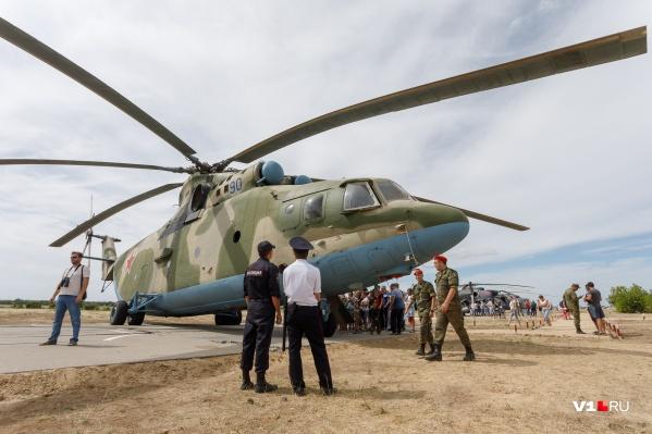 О маршруте летчиков в военном округе пока не сообщают