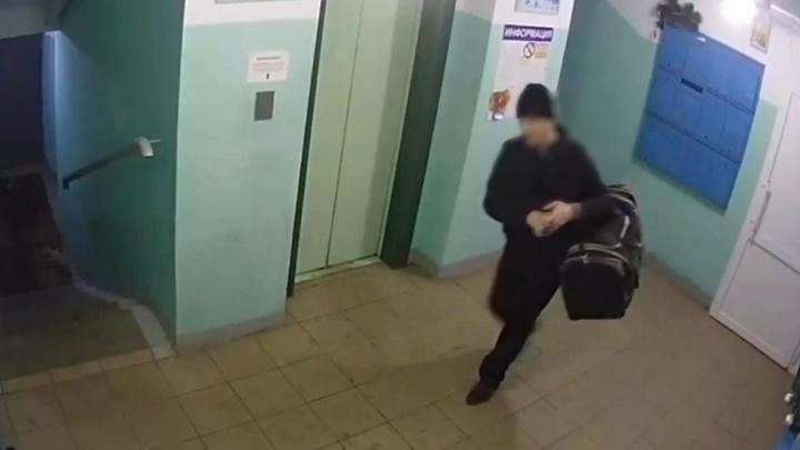 В Уфе отправился за решетку убийца в черном. Мужчина жестоко расправился с пенсионеркой и ограбил ее