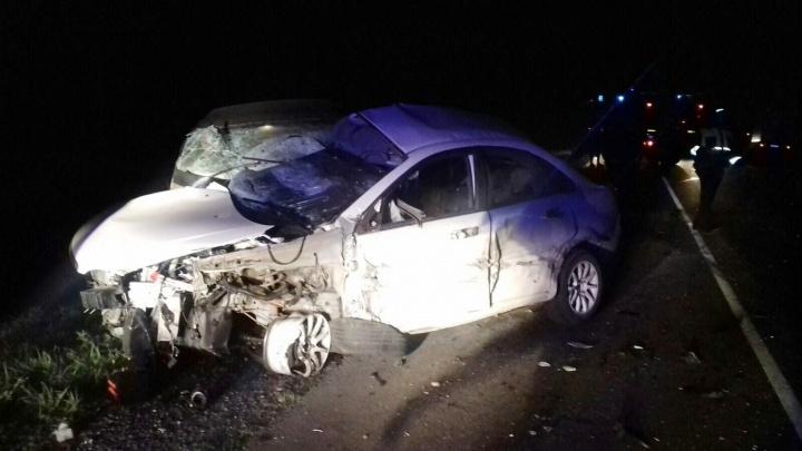 В полиции рассказали, кем были четверо погибших в ДТП на трассе под Самарой