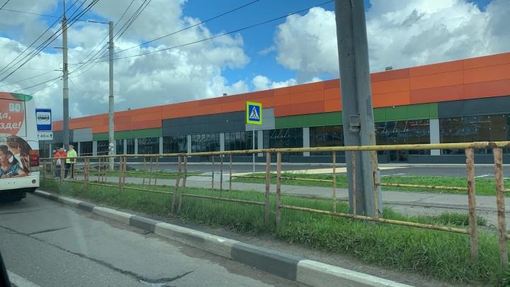 На въезде в Брагино в Ярославле откроется огромный торговый центр: что там будут продавать