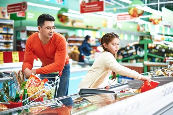 Теперь известная торговая сеть снабжает не только свежими продуктами, но и полезными советами