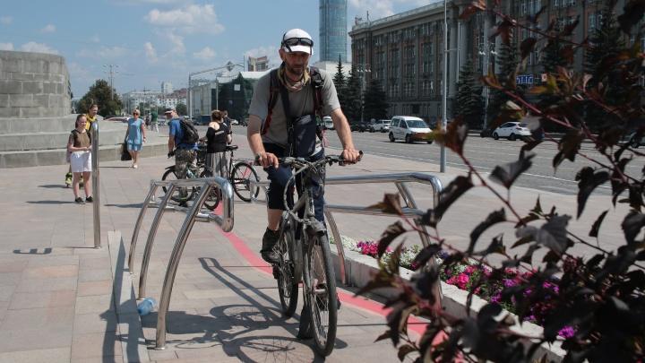 «Не город, а катастрофа»: как в Екатеринбурге живется велосипедистам