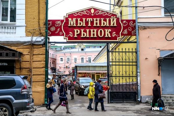 В начале декабря Багдасарян рассказал NN.RU, что к юбилею города на рынке будет «красота»