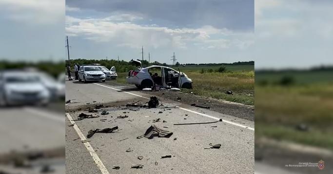 Семья из Екатеринбурга разбилась в жутком ДТП под Волгоградом