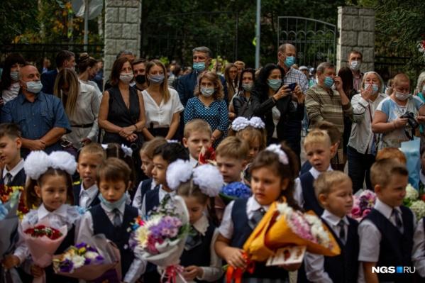 1 сентября 2020 года останется в истории школьным праздником без линеек