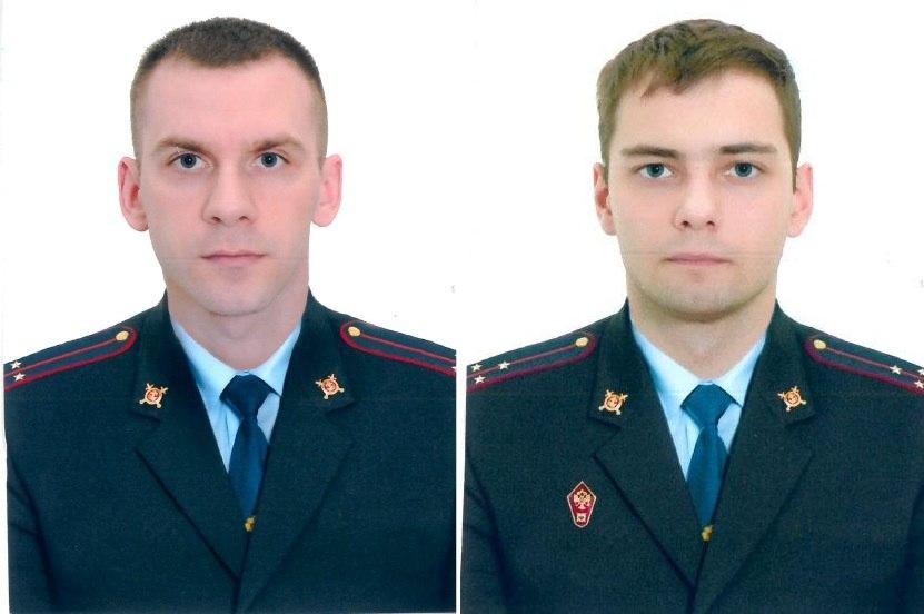 Александр Кириллов и МаксимМаняхин