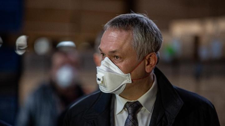 В Новосибирске хотят построить новый инфекционный госпиталь