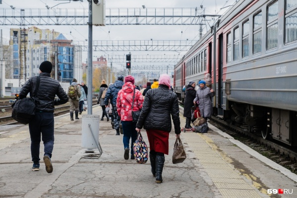 Число пассажиров заметно снизилось из-за пандемии коронавируса