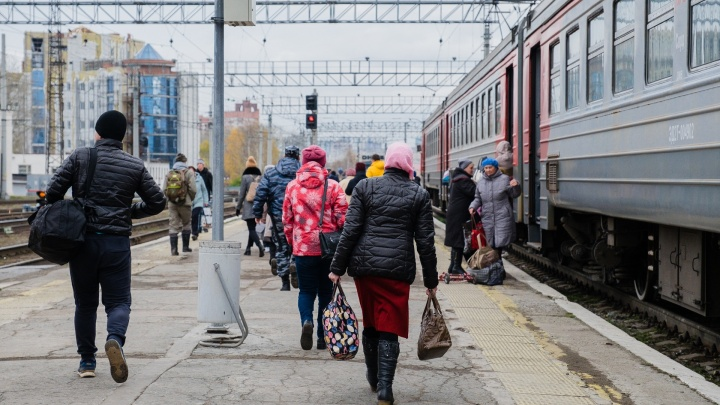 РЖД из-за коронавируса отменила поезда, курсирующие через Пермь