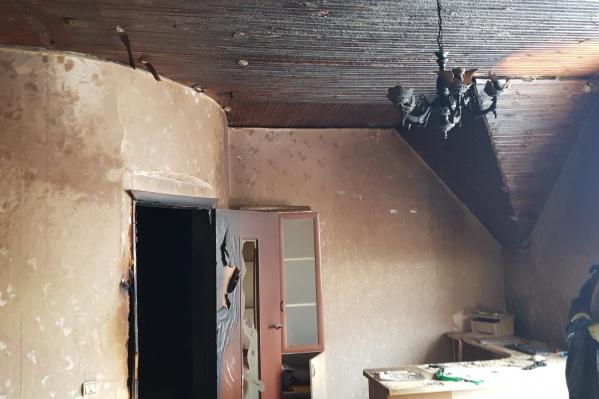 Дому теперь нужен серьезный ремонт