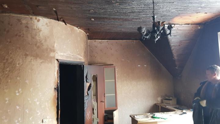 «Проще построить новый дом»: тюменец показал последствия взрыва газа в Метелёва
