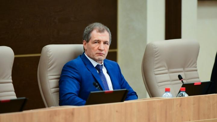 Спикер гордумы Екатеринбурга заразился коронавирусом