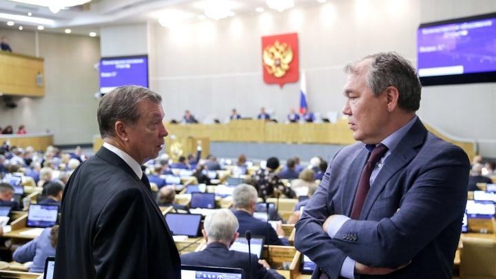Депутат Госдумы от Самарской области Леонид Калашников заболел коронавирусом