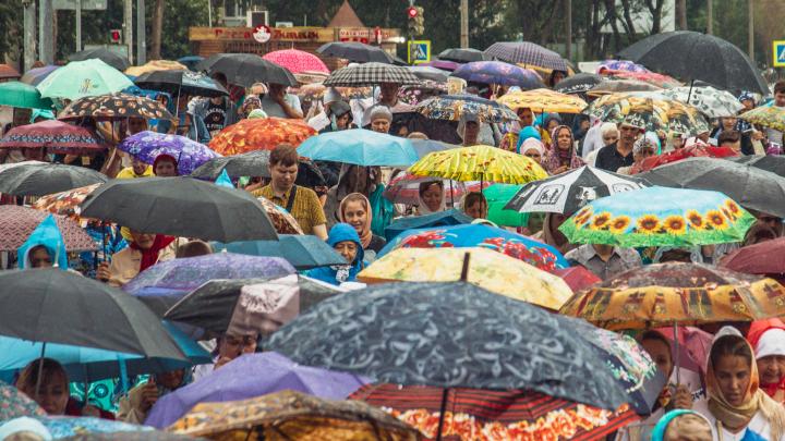 Синоптики рассказали, когда в Самарской области прекратятся дожди