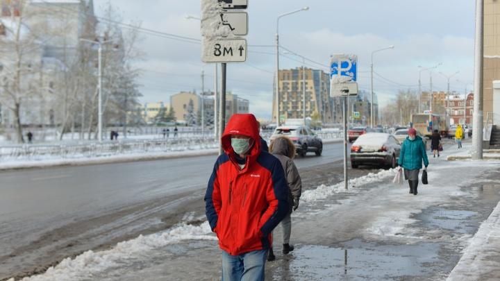 За сутки в Архангельской области выявили 215 случаев COVID-19. Данные регионального оперштаба