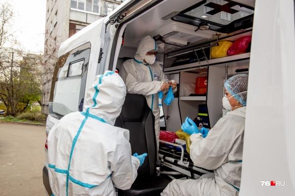 Ситуация с коронавирусом в Ярославской области усугубляется с каждым днем