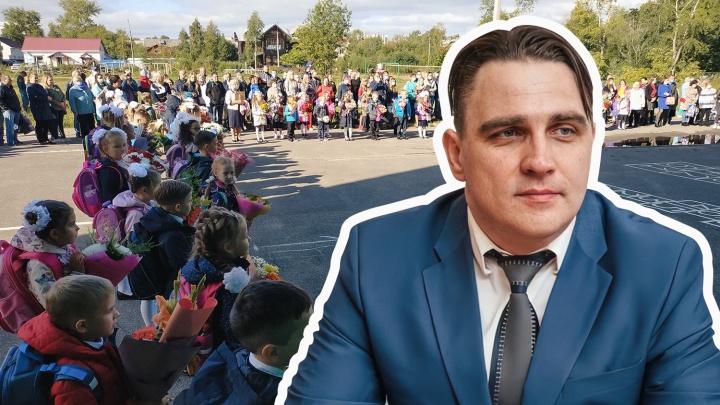 О бесплатном питании в школе и зарплатах учителей: эфир с временным главой Минобразования Поморья