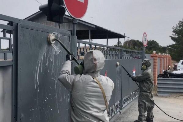 Училище ТВВИКУ в апреле закрыли на карантин после вспышки коронавируса