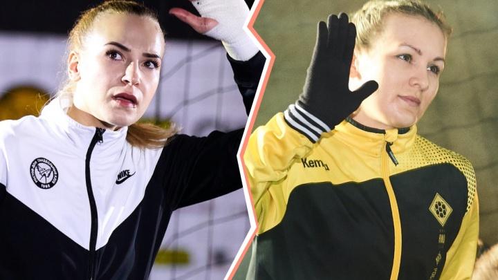 Из ГК «Ростов-Дон» ушли Ирина Никитина и вратарь Анна Седойкина