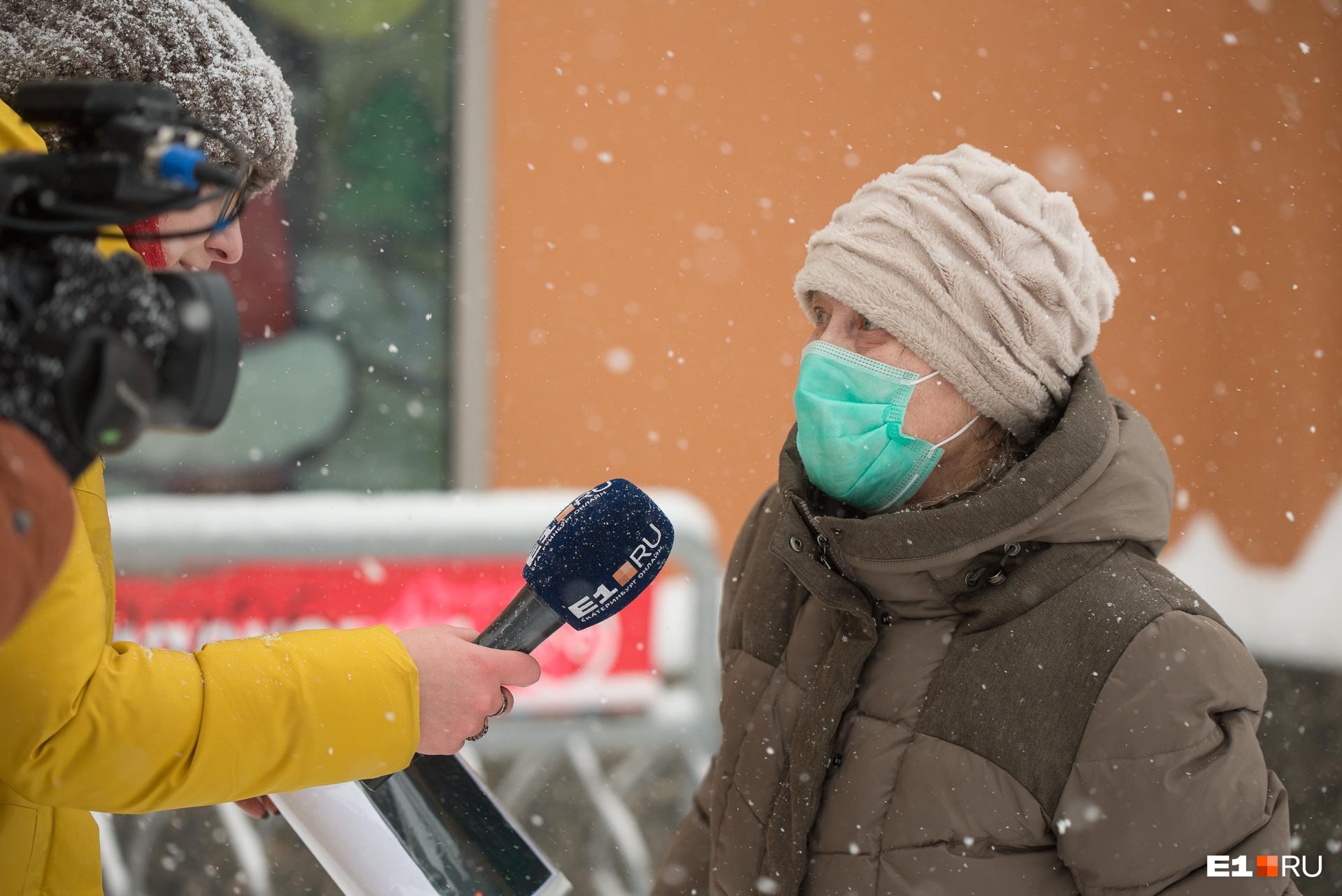 Женщина уверена, что в первую очередь в городе нужно заняться проблемами здравоохранения
