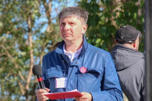 Олег Мандрыкин считает, что в администрации области депутатов заставляли голосовать по разнарядке за «согласованных» кандидатов
