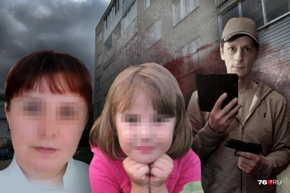 """Маньяк признался в убийстве двух девочек-сестёр в Рыбинске. <a href=""""https://76.ru/text/criminal/69472531/"""" target=""""_blank"""" class=""""_"""">Видео</a><br>"""