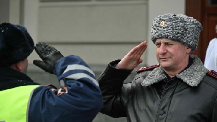 Владимир Путин назначил главой полиции Омской области Вячеслава Крючкова