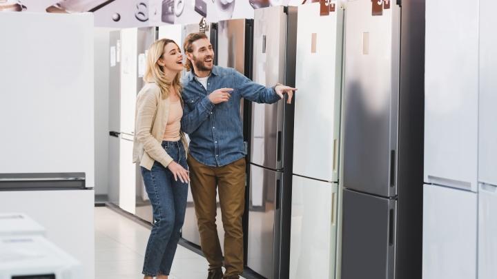В интернет-магазине «Технопарк» обновился ассортимент фирменной техники для дома