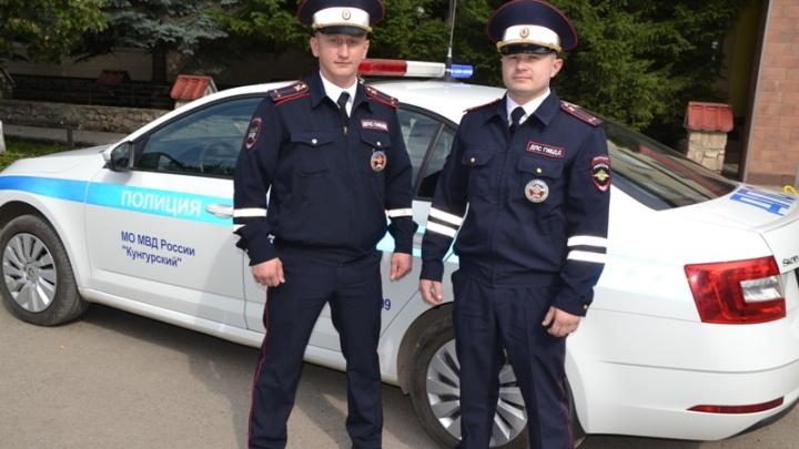 Помогли выйти из леса: пермские полицейские нашли пропавшую пенсионерку