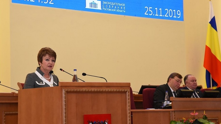 Минфин заложил в бюджет-2021 на 18% меньше денег, чем Ростовская область потратит в 2020 году