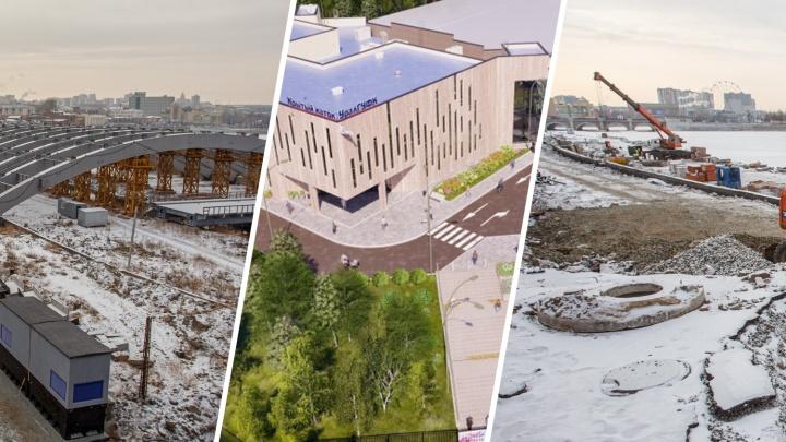 Больше льда и заморозки: вспоминаем, что хотели построить в Челябинске и чем это закончилось