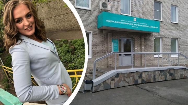 Призер чемпионатов России по вольной борьбе несколько месяцев работает санитаркой в «красной» зоне
