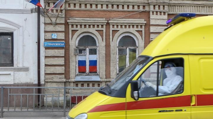 Нижегородская область перешагнула отметку в 29 тысяч заболевших