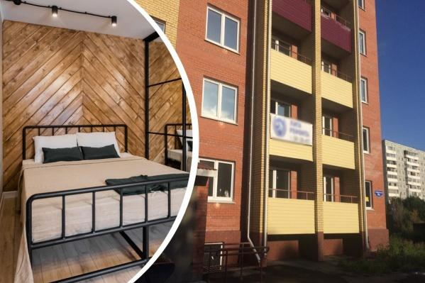 Владельцы квартир-студий часто не скупятся на дизайнерский ремонт