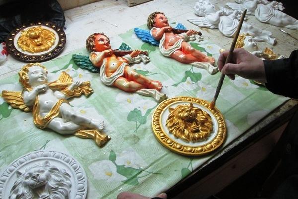 Заключённым Самарской области доверили рисовать ангелов и святых