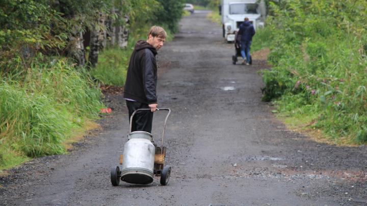 Установлен тариф на подвоз воды жителям отдаленных территорий Архангельска