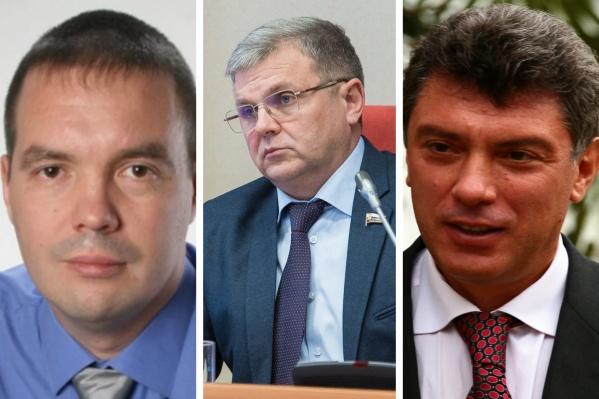 Алексей Константинов стал шестым скончавшимся депутатом облдумы за последние 10 лет