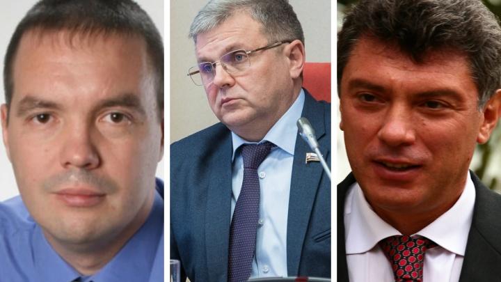 ДТП, убийство, несчастный случай: за последние 10 лет погибли шесть депутатов Ярославской облдумы
