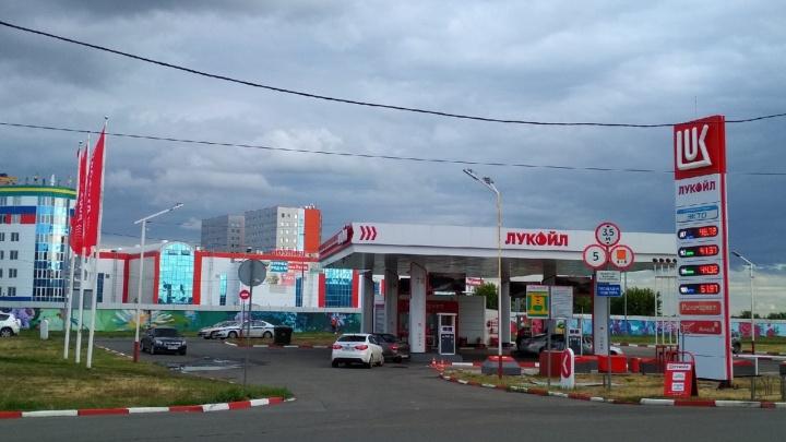 Собственнице заправки-самостроя на Конева запретили покидать страну