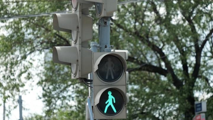 В Перми установят новые светофоры. Карта