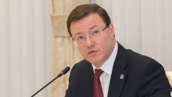 Азаров продлил режим самоизоляции в Самарской области