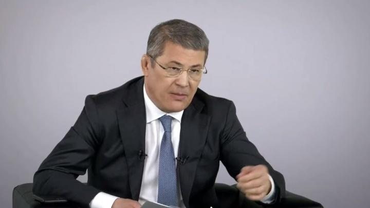 Глава Башкирии сравнил пандемию коронавируса с фашистской Германией