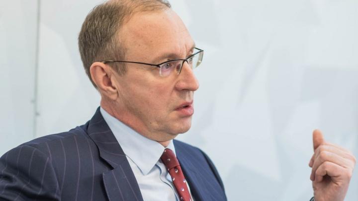 Губернатор рассказал, чем будет заниматься бывший мэр Перми Дмитрий Самойлов на новом посту