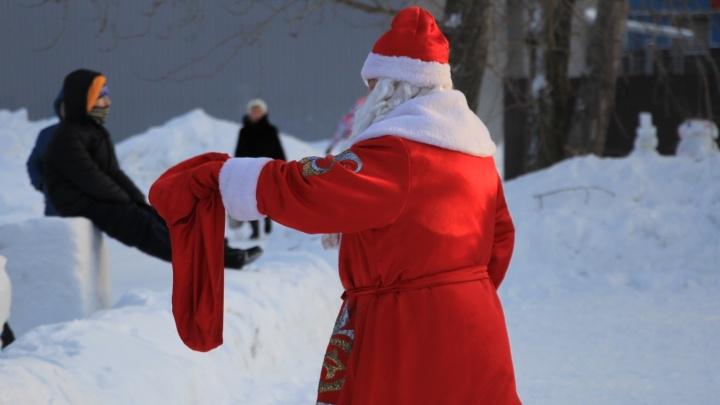 Разрешены ли новогодние праздники во дворах: отвечает юрист правительства Архангельской области