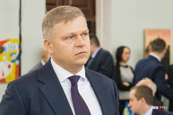 """Официально Алексей Дёмкин станет заместителем мэра <nobr class=""""_"""">30 ноября</nobr>&nbsp;"""